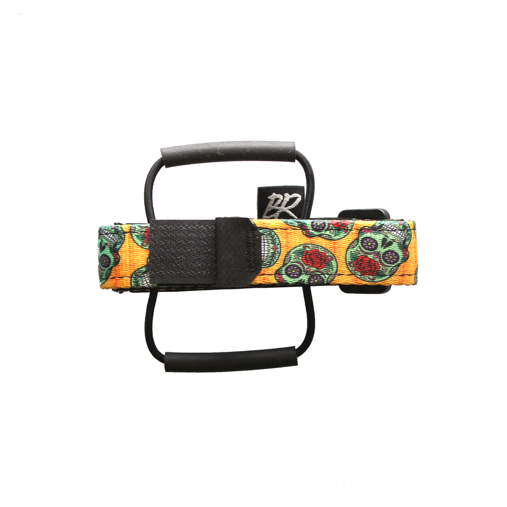 Mutherload Backcountry Research Mutherload Frame Mount Strap Black Tool Wrap