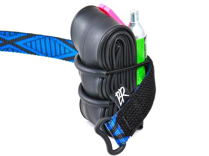 Backcountry Research Race Strap MTB Saddle mount internal shock chord