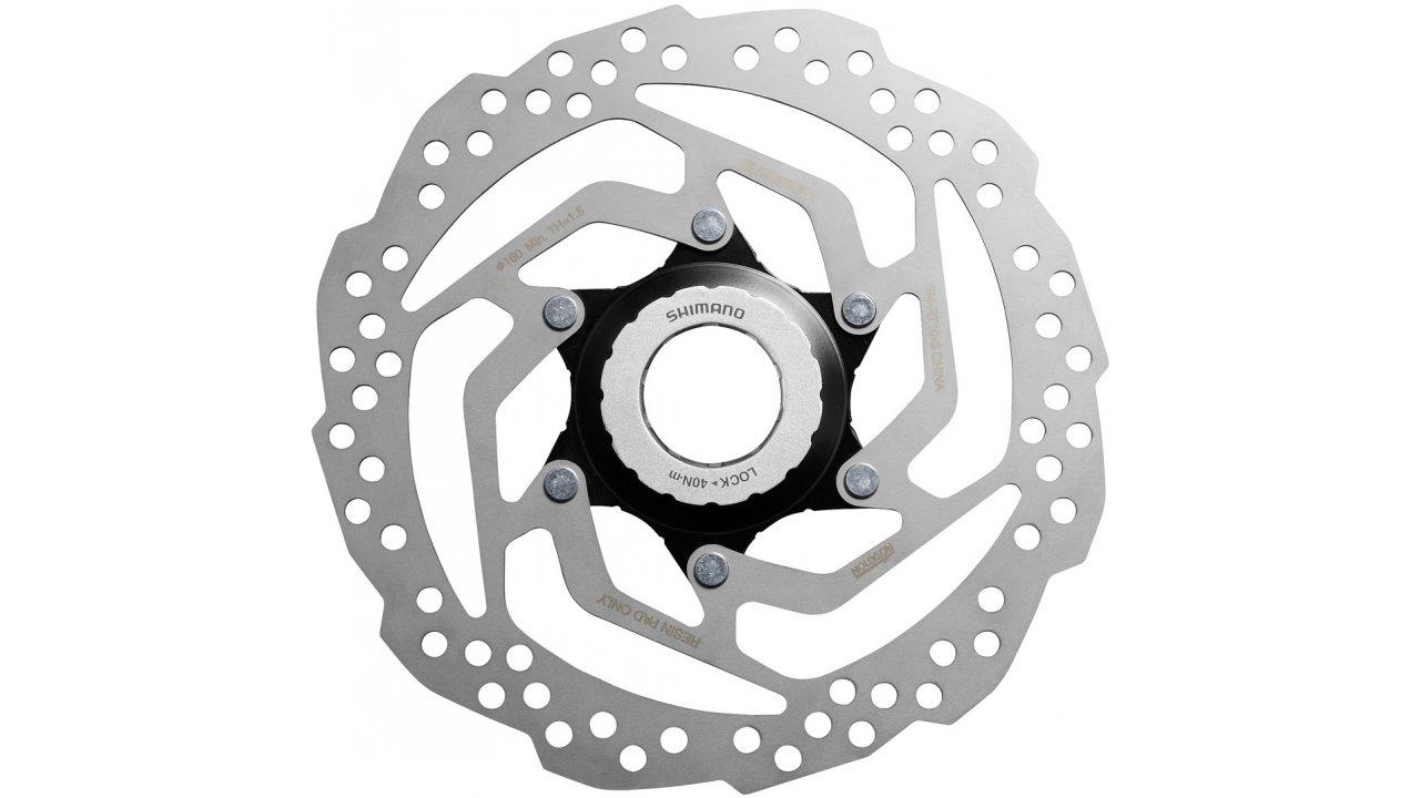 Shimano Deore SLX SM-RT54-S Disc Fahrrad Bremsscheiben Centerlock 160mm 2pc Neu