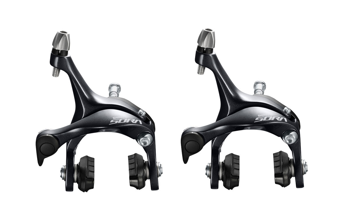 Shimano Sora R3000 Dual Pivot Brake Calipers