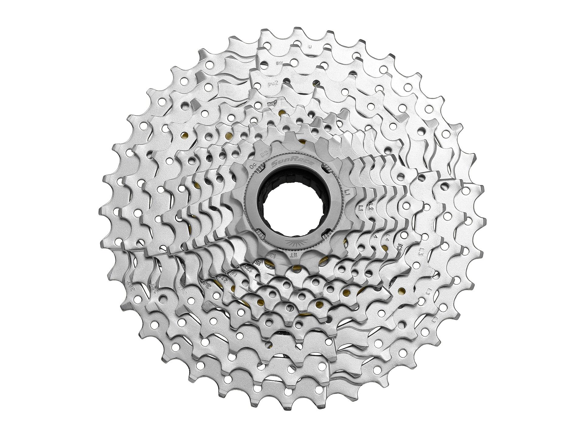 10 Speed SunRace MFEZ1 Threaded Freewheel 11-36